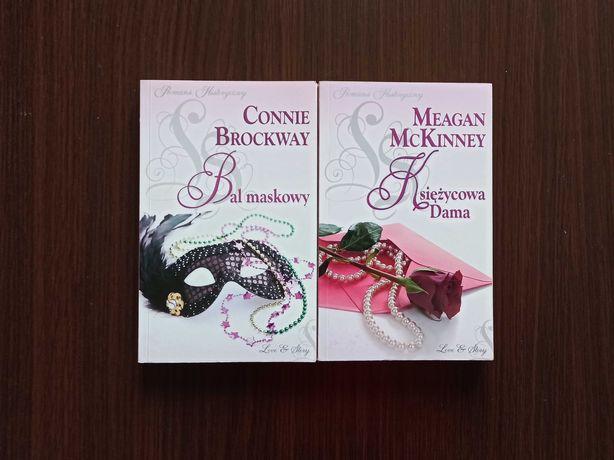 Książki romans harlekin