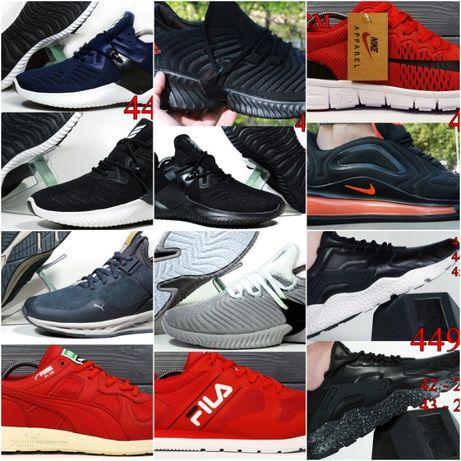 Распродажа кросс по нереальным скидкам! Nike Adidas Reebok New balance
