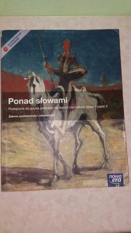 Podręcznik do j. polskiego dla liceum i technikum