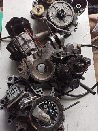 silnik części D50b1 d50b0 aprilia Yamaha Derbi senda