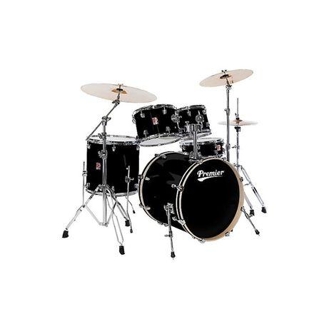 Premier Powerhouse M Rock 22 BK - perkusja Shell Set Drums