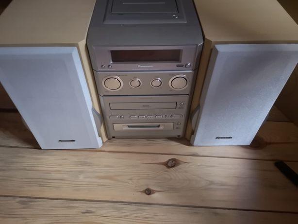 Wieża Panasonic Mini Disc SA-PM30MD