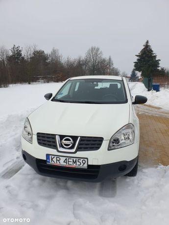 Nissan Qashqai Nissan Qashqai benzyna +lpg