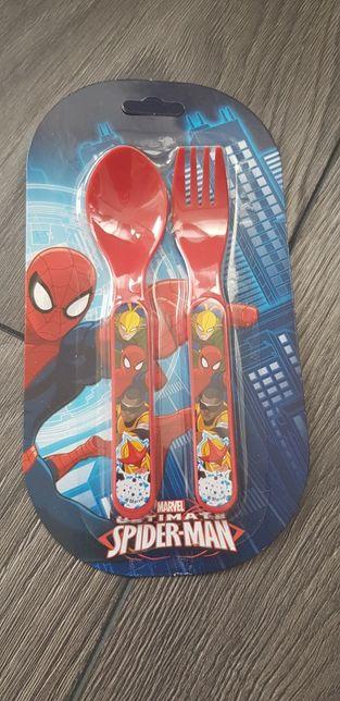 Набор ложка+вилка Marvel Spiderman