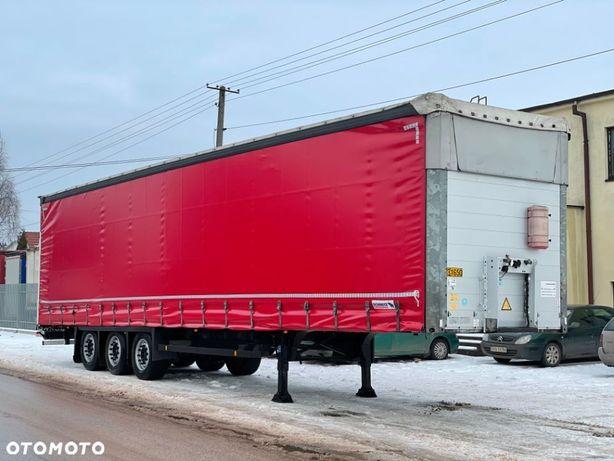 Schmitz Cargobull VARIOS / FIRANKA / OSIE SCHMITZ  Hydraulicznie podnoszony dach
