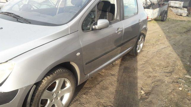 Drzwi Peugeot 307  EZA