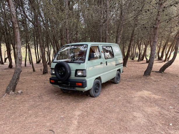 Mini CamperVan Suzuki Super carry