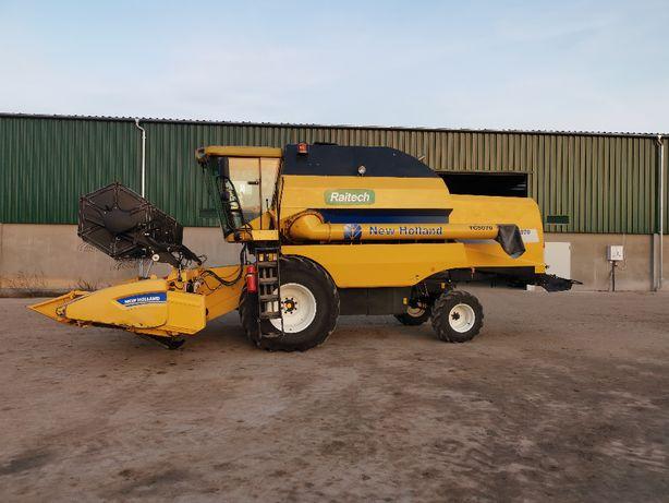 New Holland TC5070RS Varifeed!!!