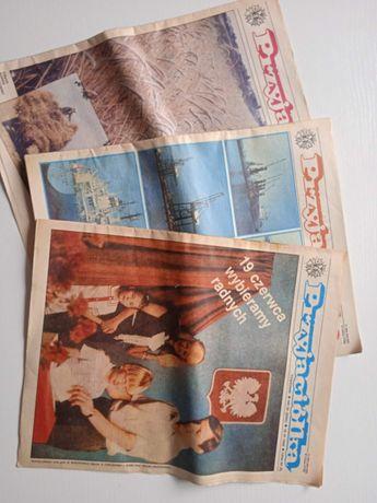 Stare gazety z 1988r