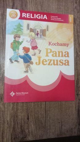 """Religia klasa 2 """"Kochamy Pana Jezusa"""""""