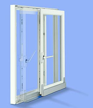 Регулировка наклонно раздвижных окон дверей