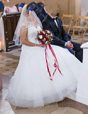 Suknia Ślubna Duber