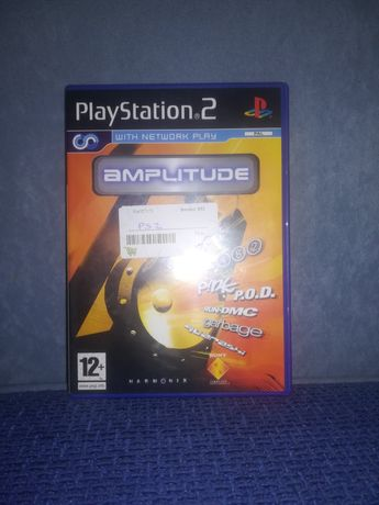 Amplitude PS2 , PlayStation 2 unikat !!!