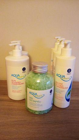 Kosmetyki naturalne, wysowa, aqua kosmtyki z minerałami