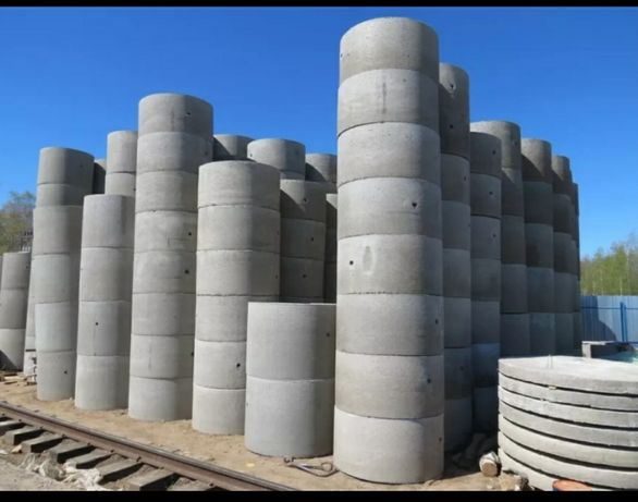 Продам бетоные кольца