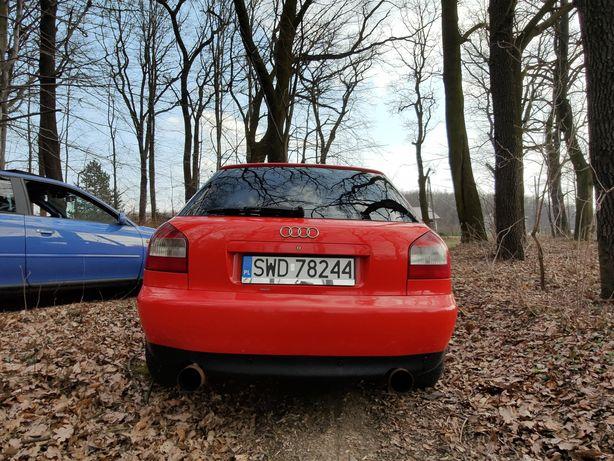Audi a3 8l 2001r polift bogato wyposażony kat jest WARTO