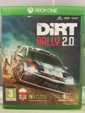Dirt 2.0 xbox one