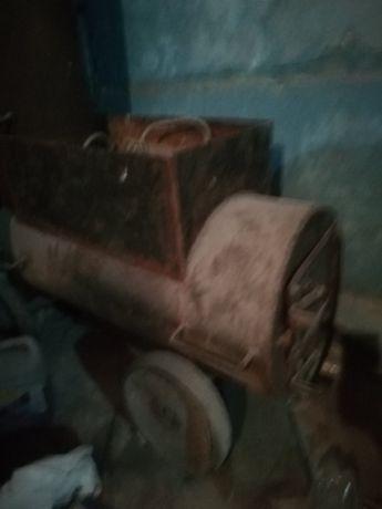 печка буржуйка переносная