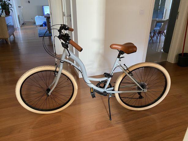Bicicleta quadro senhora