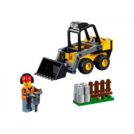 Lego City Строительный погрузчик (60219)