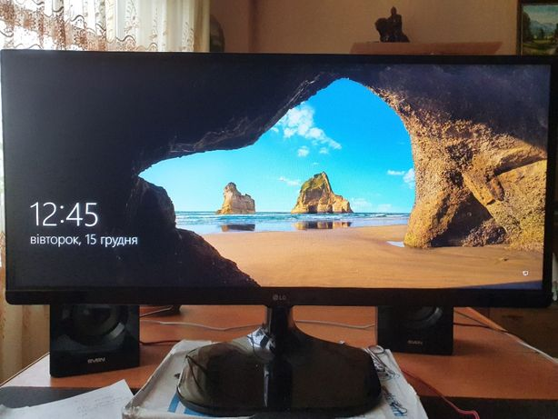 "Монітор 25"" LG UltraWide 25UM58-P"