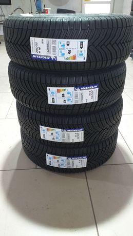 Nowe opony wielosezonowe 205/55 R16 Michelin Crossclimat+