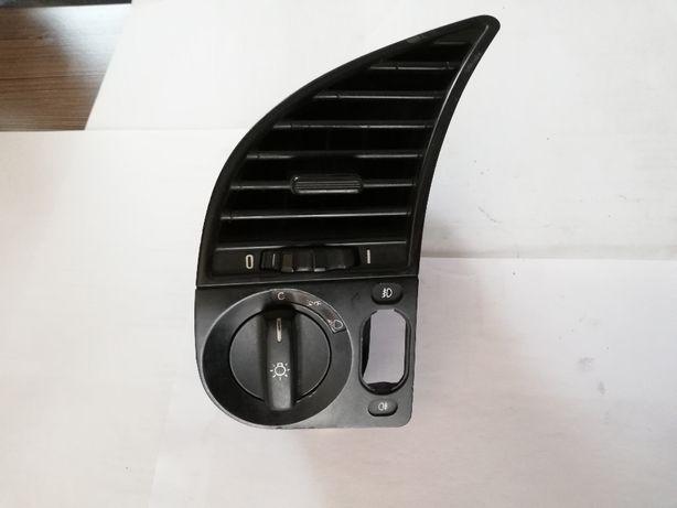 Bmw E36 - Włącznik świateł kratka nawiewu