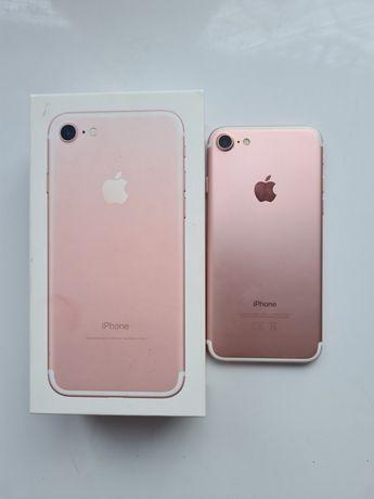 Iphone 7 rose gold, 32GB