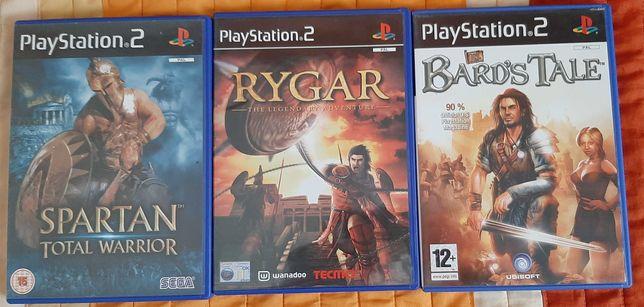 Jogos para PS2 desde 12€
