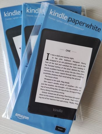 Электронная книга Amazon Kindle Paperwhite 10th Gen 8GB