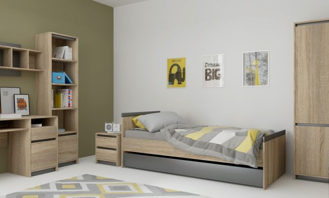 Ліжко Madagascar M5