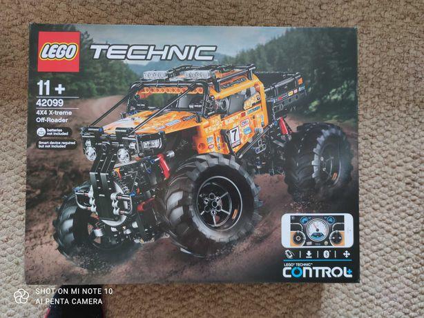 Lego technic 42099 zdalnie sterowany pojazd