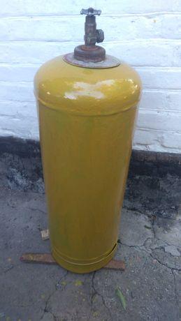 Газовый балон бытовой 50л