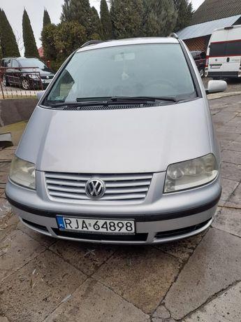 VW Sharan 130 KM