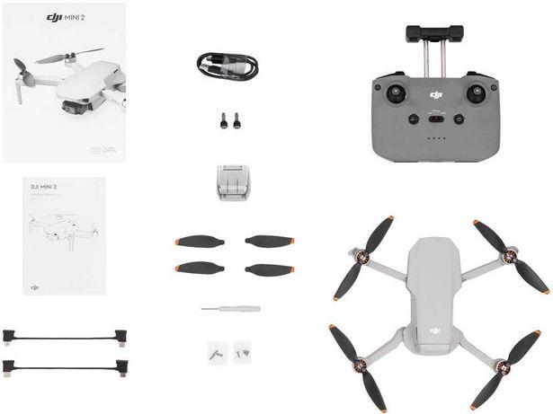 Dron DJI Mini 2   Gwarancja do końca marca 2023r.