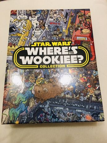 Star Wars Where's the Wookiee Collection jak nowe