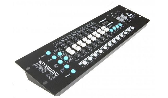 Fractal Lights F2 DMX Control
