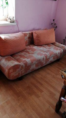 Sofa rozkładana.
