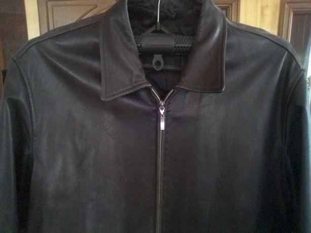 Куртка кожа. LAGERFELD