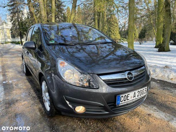 Opel Corsa 1,4 Benzyna Serwisowana klimatyzacja Super stan