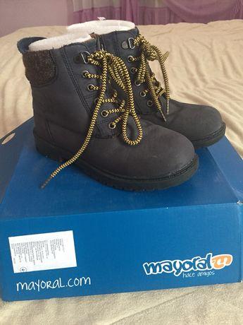 Ботинки Mayoral 35 размер