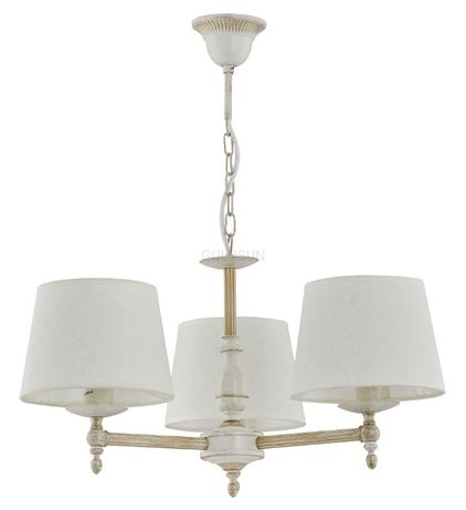 Klasyczny żyrandol do salonu ROKSI 18533/AA 3-ramienny