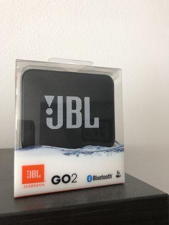 JBL GO2 NOVA e SELADA (c garantia)