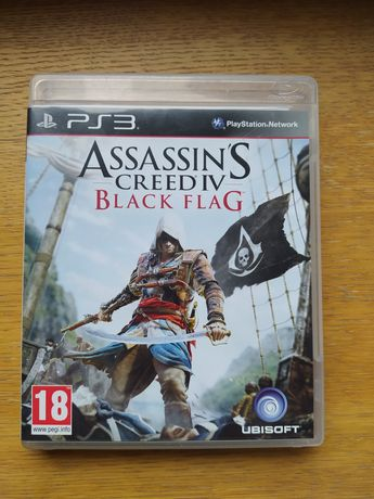 Assassin's Creed Black Flag (PS3)