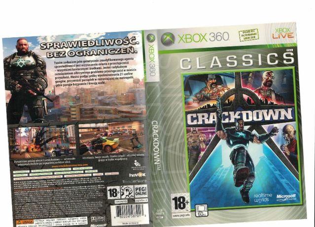 Crackdown Xbox 360 TANIO