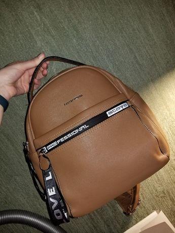 Женский стильный крутой рюкзак