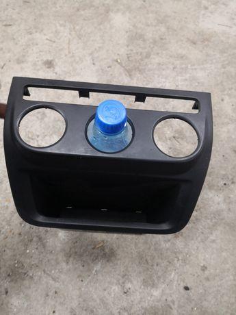 Schowek konsoli ramka panelu klimatyzacji Vw Golf V plus