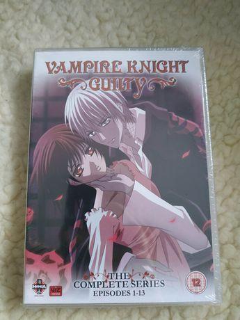 Vampire Knight guilty sezon 2 anime folia angielskie napisy