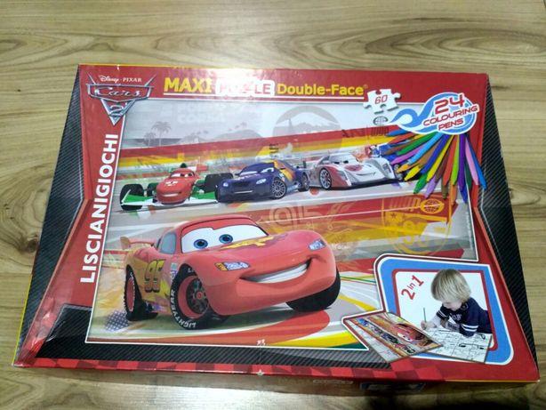 Puzzle Maxi Auta, Cars