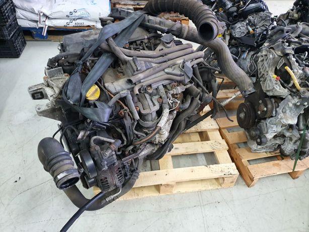 Motor Renault Master 2.5 dci G9U 650